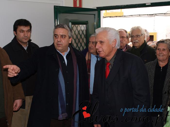 Reportagem FOTOS 'Inauguração do Centro de Convívio do Terreirinho'