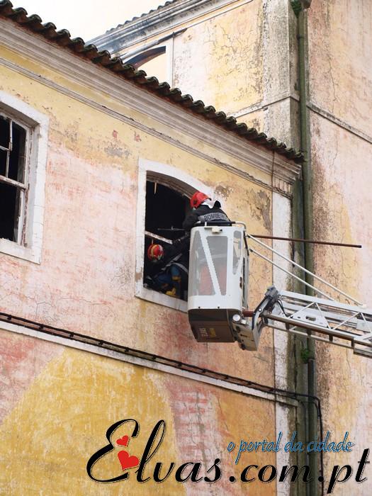 Reportagem FOTOS 'Incêndio Fontainhas'
